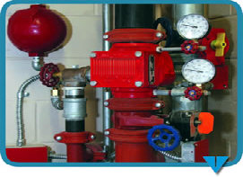 Fire Sprinkler System - Midland Contractors, Inc.
